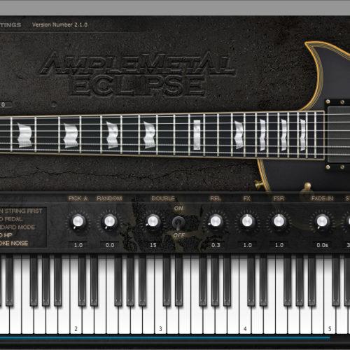 Ample Sound AME2 (Metal ESP Eclipse II)